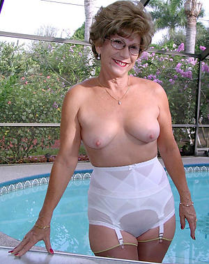 free pics of old grannies not far from lingerie