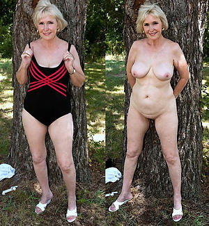 lovemaking galleries of old women dressed undressed