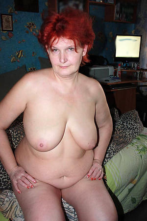putrefied mature redhead granny porn photos