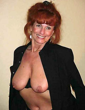 nice mature redhead granny pictures