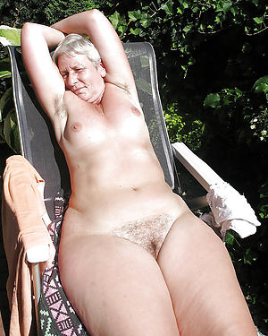 sexy old granny pussy