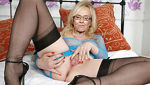 naughty old ladies in stockings pictures