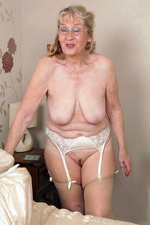 crazy busty granny
