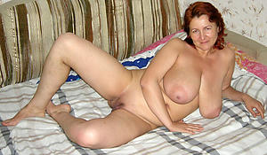 busty grannies adore posing uncovered