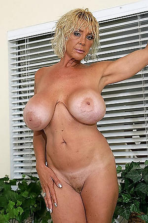 naked granny big boobs