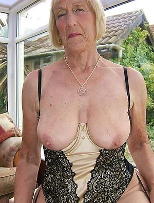 free pics of mature granny lady