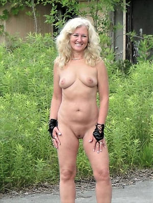 nasty tits nude women outdoors
