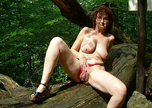 xxx old and beautiful mature