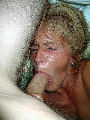 nasty older milf blowjob