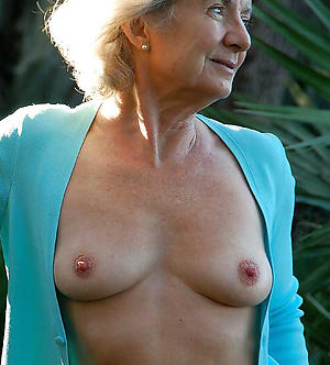 elegant granny amateur slut