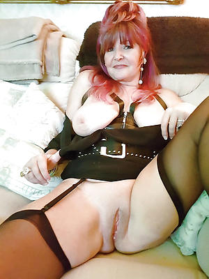 erotic knockout older redhead pussy