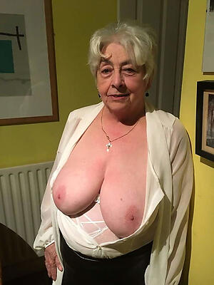 xxx pictures of horny busty granny
