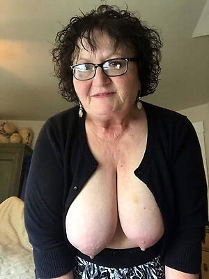 free pics be advisable for older ladies big boobs