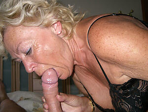nasty granny gives blowjob pellicle