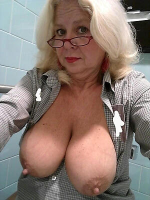 granny busty second-rate slut