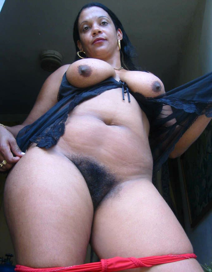 Senior Black Pussy