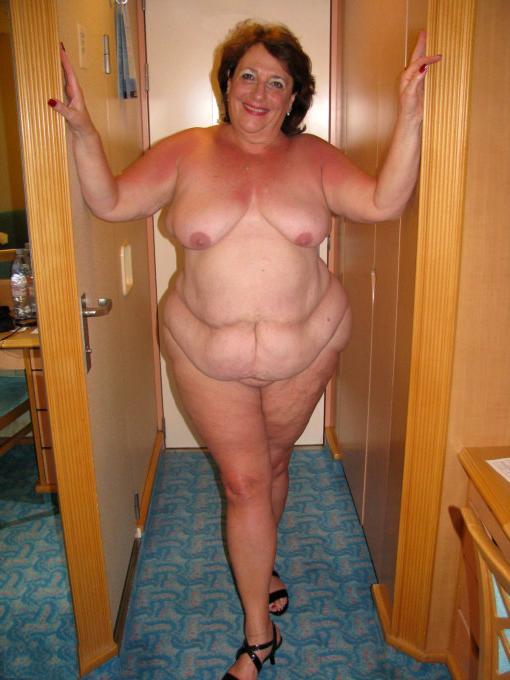 Granny fat pics