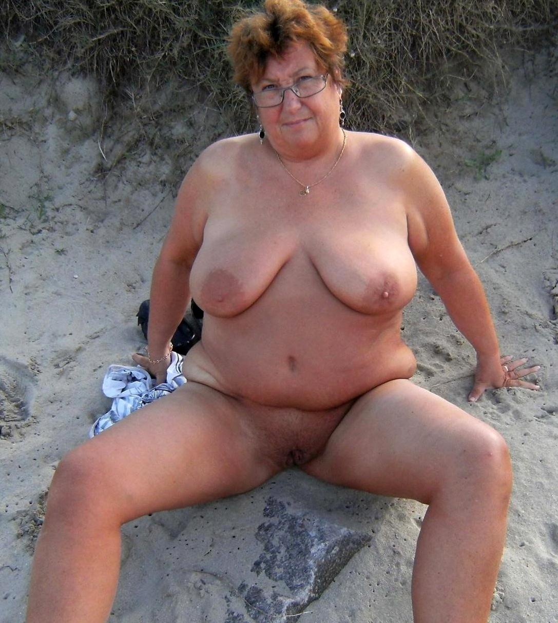 Tits pictures granny Big Saggy