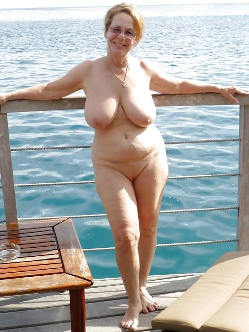 Shaved pussy granny Hot Old
