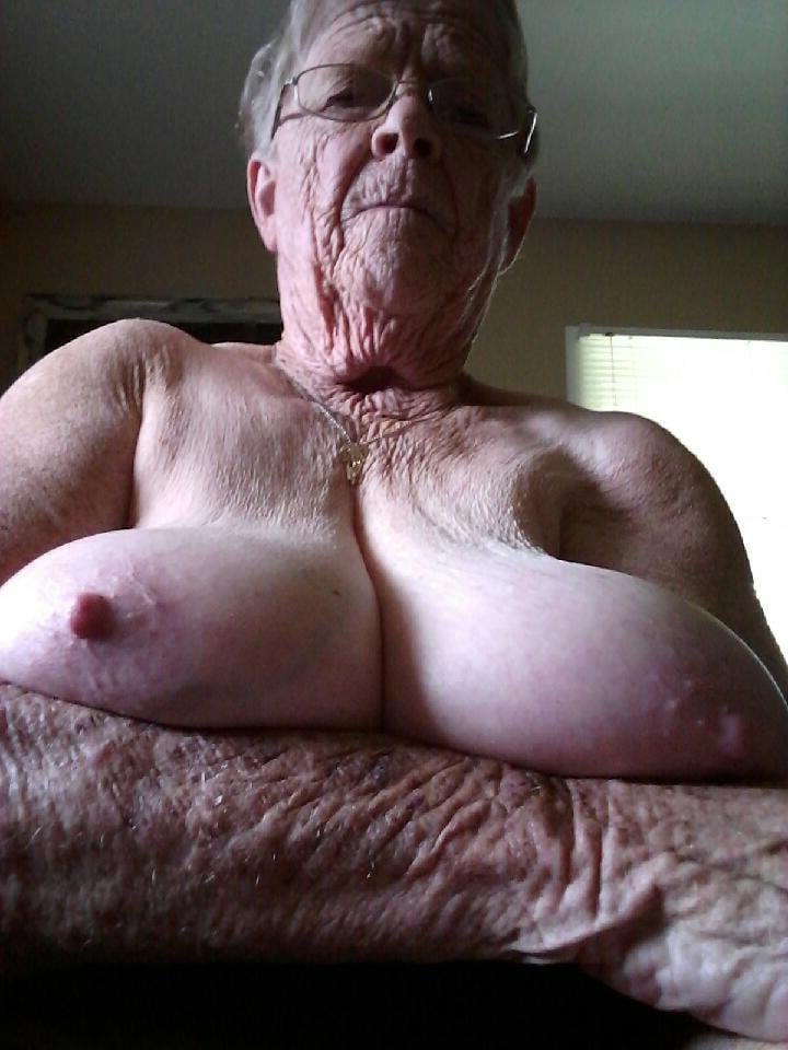 Elderly Pussy