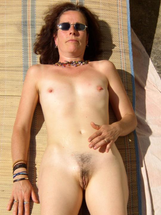 Amateur Small Tits Brunette