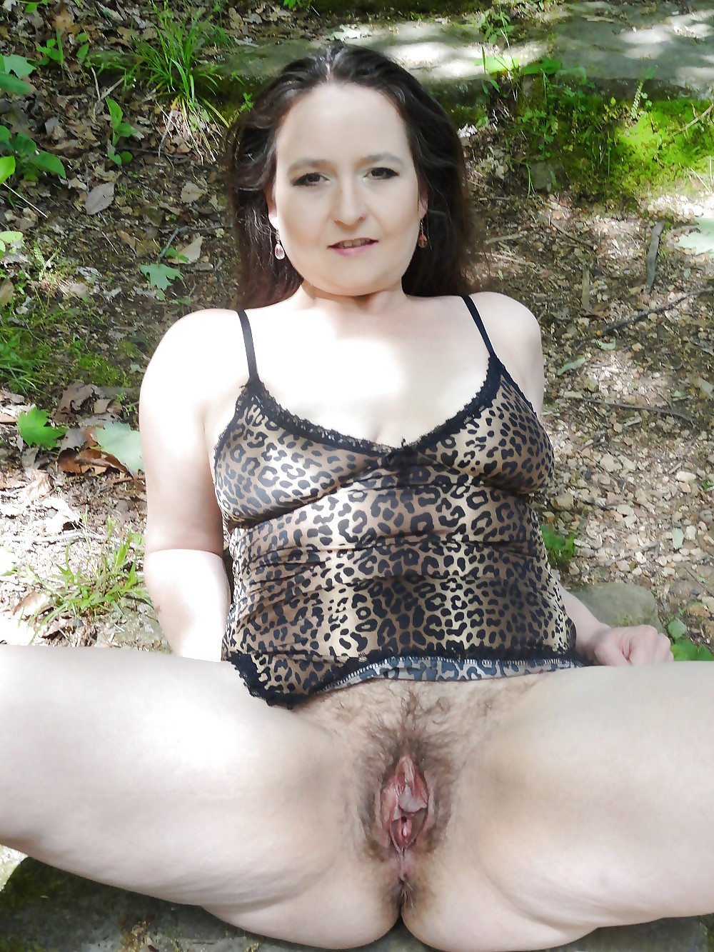 Pussy hairy pics old Hot Old