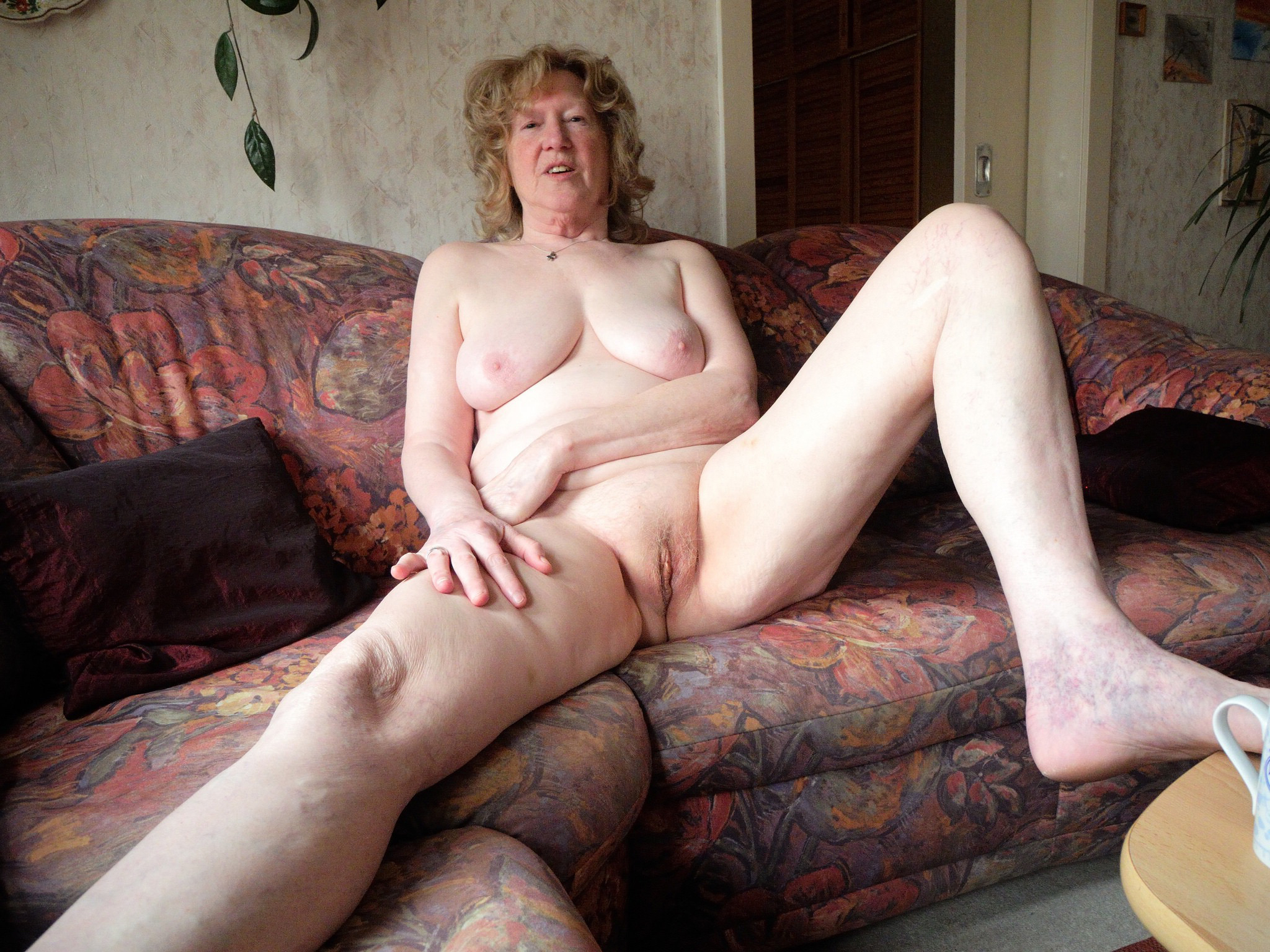 Pics old nude Mature Pussy