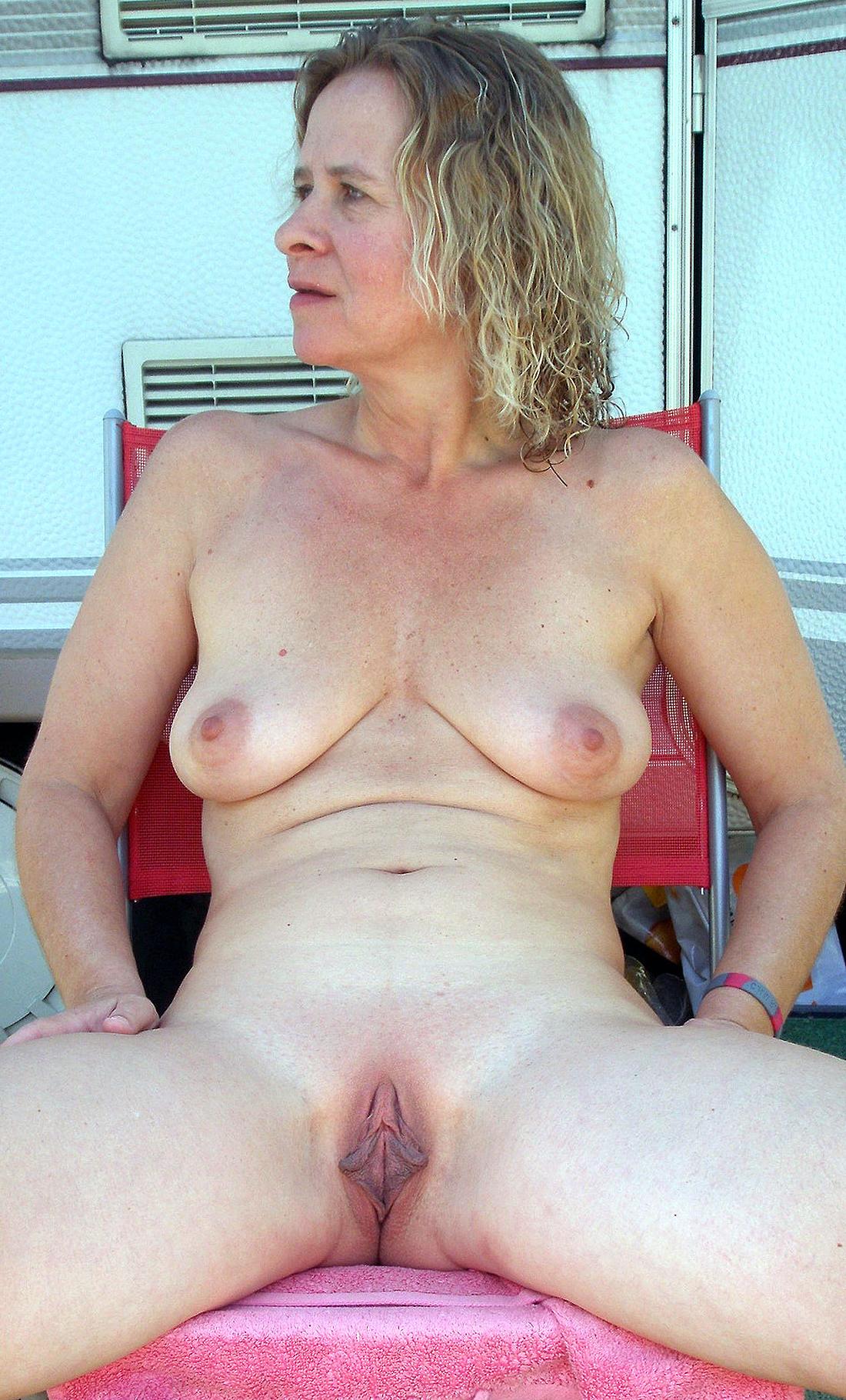 Nude older Best Mature