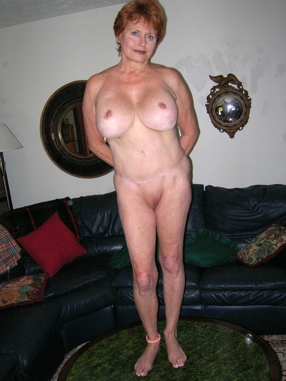 Love Grandma Porno