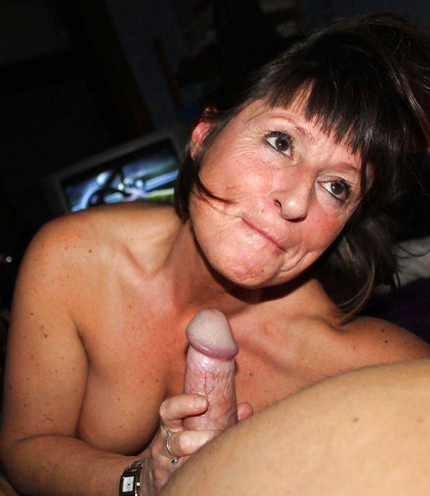 Wife Gives Blowjob Friend