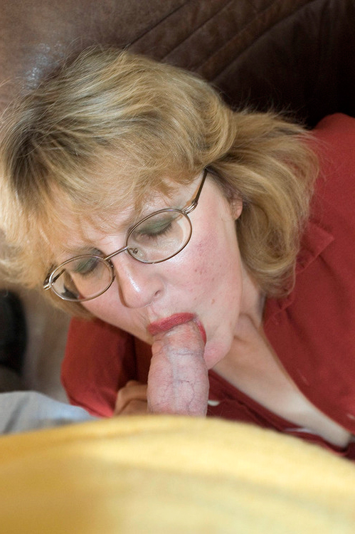 Two Teens Giving Blowjob